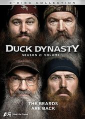 Duck Dynasty - Season 2 - Volume 1 (2-DVD)