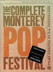 The Complete Monterey Pop Festival (Criterion