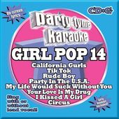 Party Tyme Karaoke: Girl Pop, Volume 14