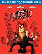 Bored to Death - Complete 2nd Season (Blu-ray)