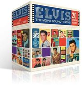 The Movie Soundtracks [Box Set] (20-CD)