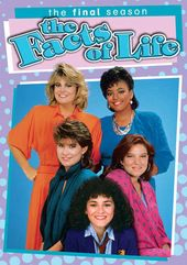 Facts of Life - Final Season (3-DVD)