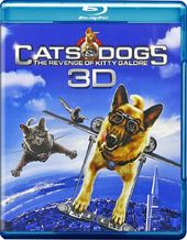 Cats & Dogs: The Revenge of Kitty Galore 3D