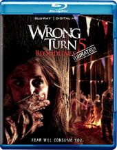 Wrong Turn 5: Bloodlines (Blu-ray)