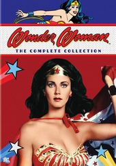 Wonder Woman - Complete Series (11-DVD)