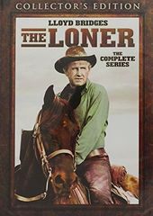 The Loner - Complete Series (4-DVD)