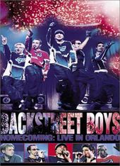 Backstreet Boys - Homecoming Live in Orlando