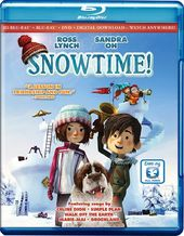 Snowtime 3D (Blu-ray + DVD)
