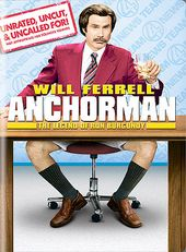 Anchorman: The Legend of Ron Burgundy (Unrated &
