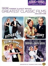 TCM Greatest Classic Films - Astaire and Rogers,