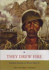WWII - They Drew Fire: Combat Artists of World
