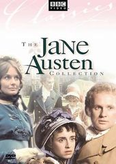 Jane Austen: The Complete Collection (6-DVD)