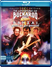 The Adventures of Buckaroo Banzai Across the 8th