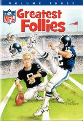 Football - NFL Greatest Follies, Volume 3