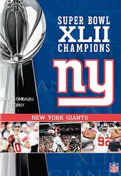 Football - New York Giants: NFL Super Bowl XLII