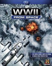 History Channel: WWII from Space (Blu-ray)