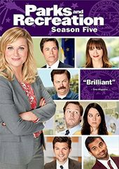 Parks and Recreation - Season 5 (3-DVD)