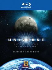Universe - Complete Seasons 1-3 (Blu-ray)