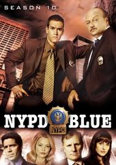 NYPD Blue - Season 10 (5-DVD)