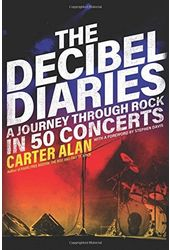 The Decibel Diaries: A Journey Through Rock in 50