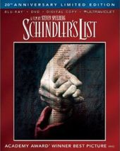 Schindler's List (Blu-ray + DVD)