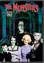 The Munsters - Season 1 (6-DVD)
