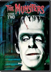 The Munsters - Season 2 (6-DVD)