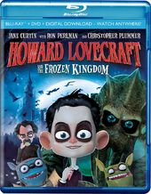 Howard Lovecraft and the Frozen Kingdom (Blu-ray