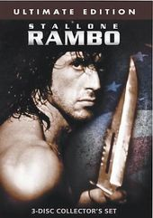 Rambo Trilogy (Ultimate Collector's Edition)