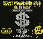 West Coast Hip Hop vs. Da South (3-CD)