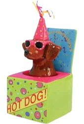 Puppy - Sunglasses Dog in a Box: Bobble Head