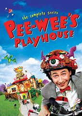 Pee-Wee's Playhouse - Complete Series (8-DVD)