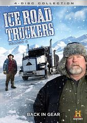 Ice Road Truckers - Complete Season 6 (4-DVD)