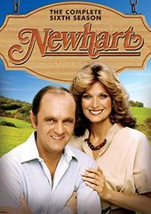 Newhart - Complete 6th Season (3-DVD)