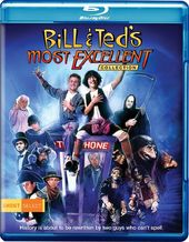 Bill & Ted's Most Excellent Collection (Blu-ray)