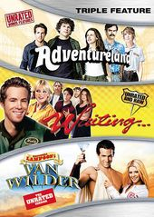 Adventureland / Waiting... / National Lampoon's