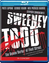 Sweeney Todd in Concert (Blu-ray)