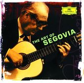 The Art Of Segovia (2 CD)