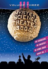 Mystery Science Theater 3000: Volume III (4-DVD)