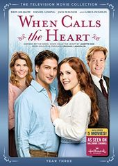 When Calls the Heart: The Movie Collection - Year