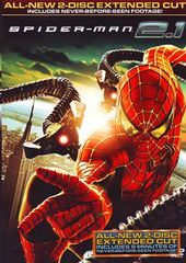 Spider-Man 2.1 (Extended Cut, Widescreen) (2-DVD)