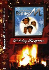 Christmas with Boney M. - Holiday Fireplace