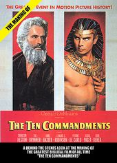 The Making of The Ten Commandments / Hollywood