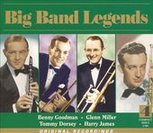 Big Band Legends [Intersound] (4-CD)