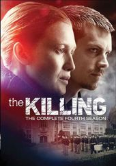 The Killing - Complete 4 Season (2-DVD)