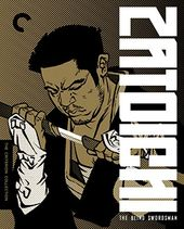 Zatoichi: The Blind Swordsman (Blu-ray)
