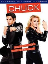 Chuck - Complete 4th Season (5-DVD)