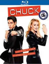 Chuck - Complete 4th Season (Blu-ray)
