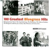 100 Greatest Bluegrass Hits (4-CD)