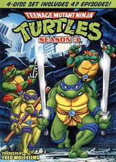 Teenage Mutant Ninja Turtles - Season 3